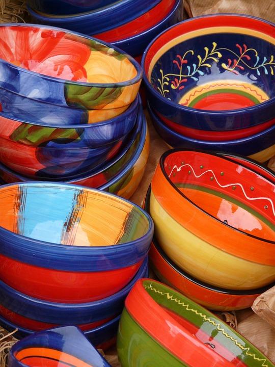 pottery-bowls